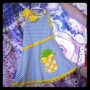 Little girls dress size 5